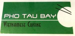 Pho Tau Bay Logo