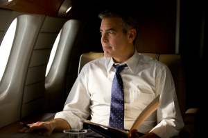 George Clooney Portrays Governor Morris
