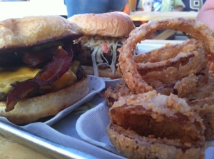Company Burger Burgers and Onion Rings