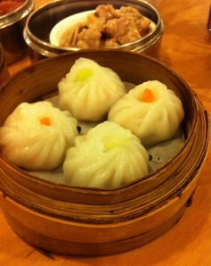 Crab and Shrimp Dumplings