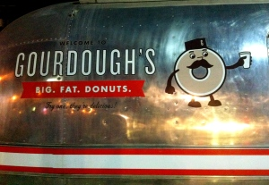 Gourdough's Food Trailer