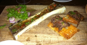 Asado de Huesos (Bone Marrow)