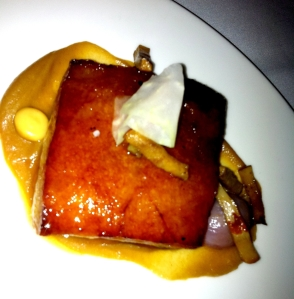 Berkshire Pork Belly at No. 9 Park