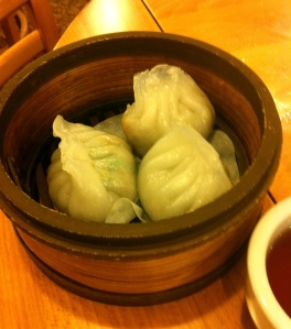 Pork and Peanut Dumplings