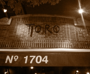 Toro Tapas in Boston
