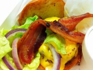 Cowbell Burger