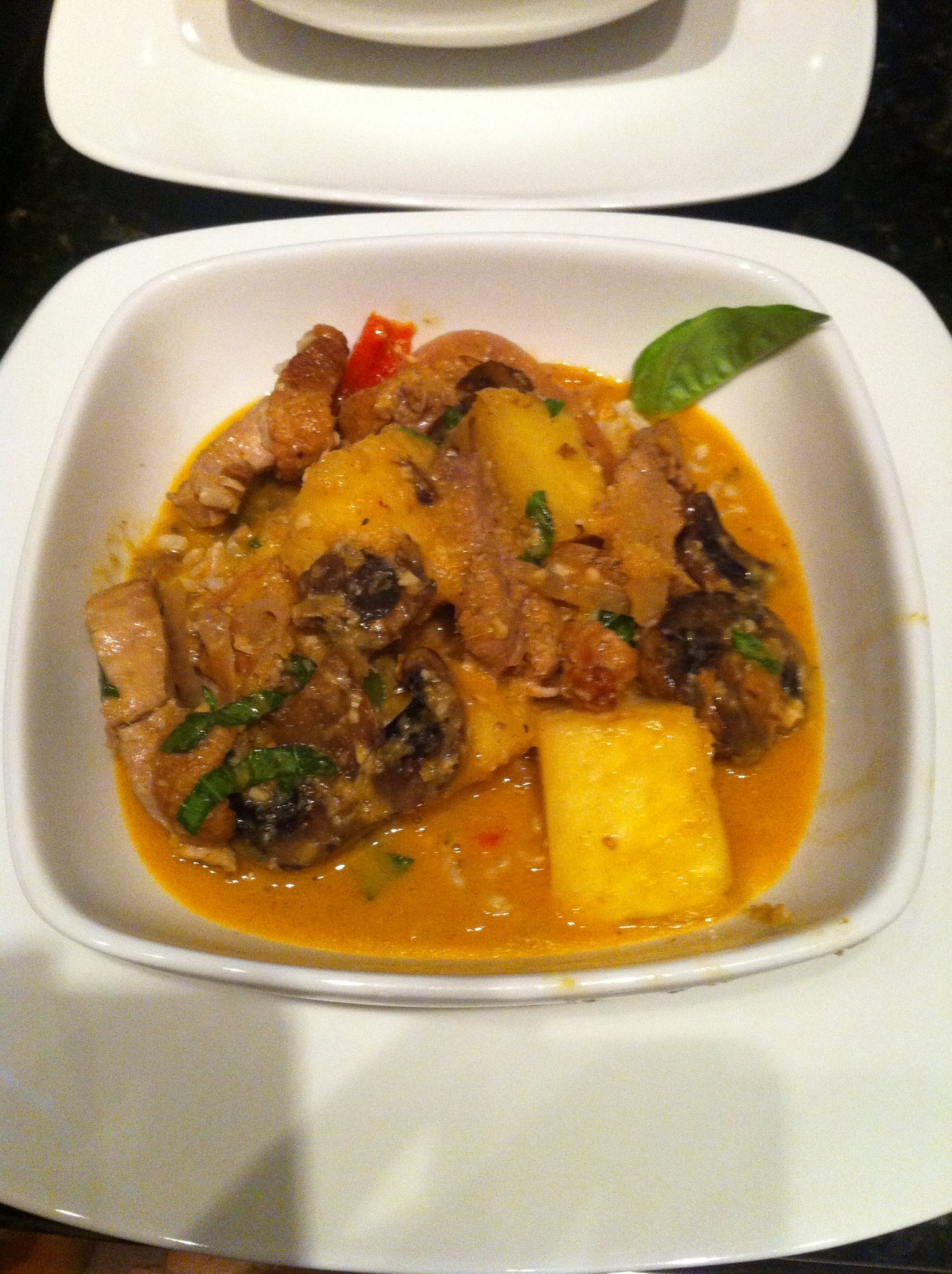 recipe thai duck breast curry po 39 boy livin 39 rich