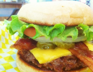 The Tru Burger