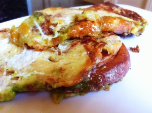 King Cake French Toast