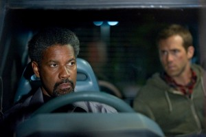 Denzel Washington as Tobin Frost in Safe House