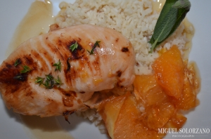 Grapefruit Chicken