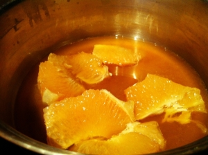 Grapefruit Reduction