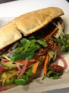 Sloppy Joe Banh Mi