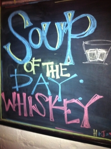 Capdeville's Soup of the Day
