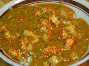 Crawfish Gumbo