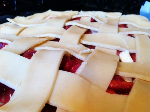 Pie Lattice Work