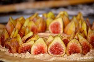 Figs in the Frangipane