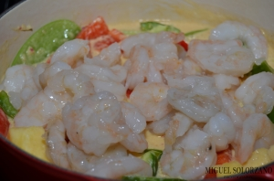 Gulf Shrimp in Coconut Curry