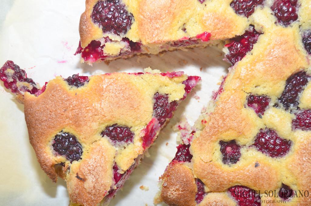 Recipe: Blackberry Buttermilk Cake | Po' Boy Livin' Rich