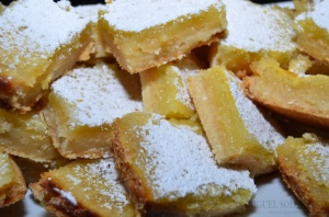 Meyer Lemon Squares