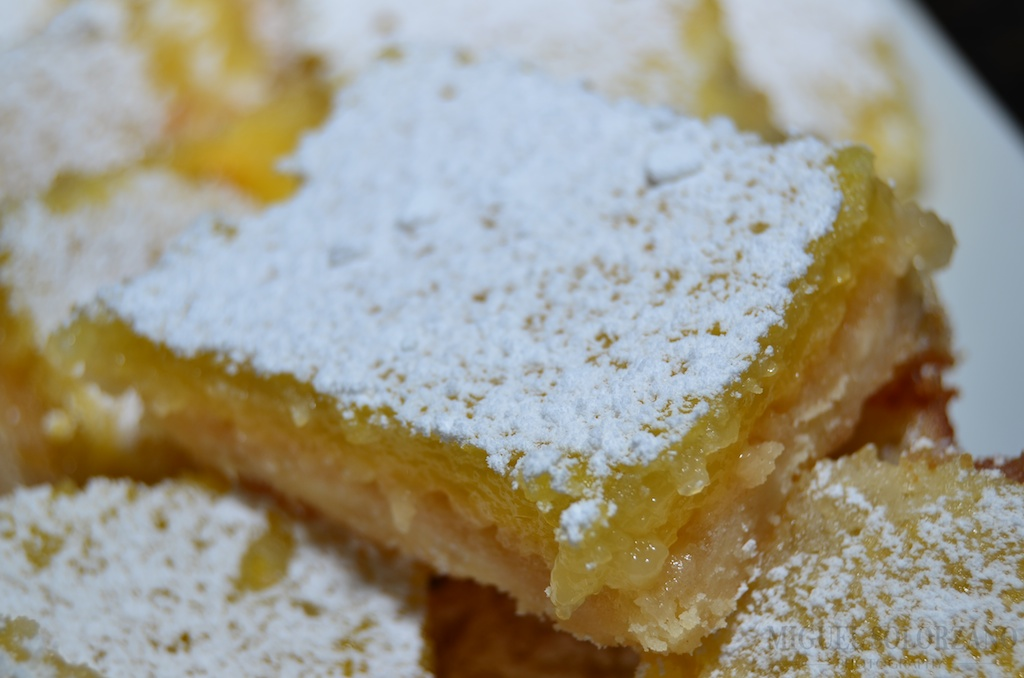 Healthy Meyer Lemon Squares Recipe — Dishmaps