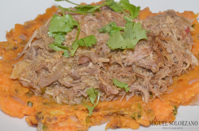 Sour Orange Pulled Pork