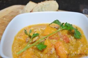 Butternut Squash, Chicken and Quinoa Stew